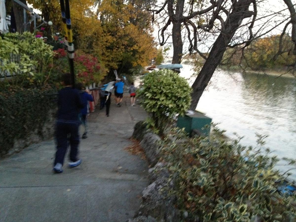 Cerea Rowing Club, Torino Italy